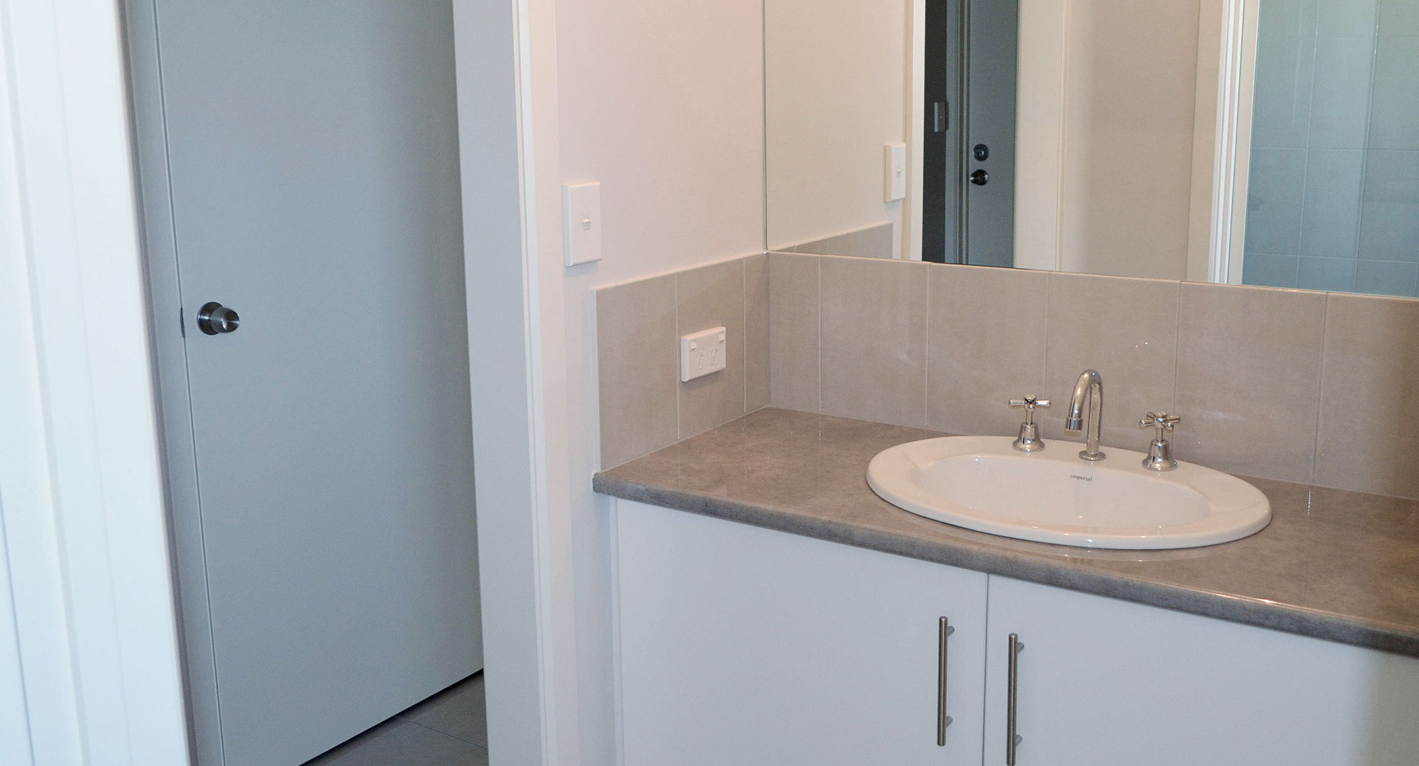 Summerplace Homes - Transportable Homes Bathroom Detail